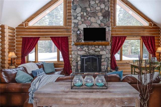 158 Lee Lane, Breckenridge, CO 80424 (MLS #S1017929) :: Dwell Summit Real Estate