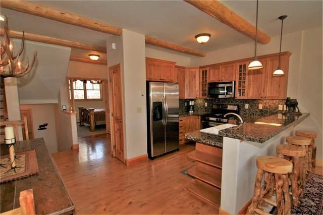 334 Streamside Lane B, Frisco, CO 80443 (MLS #S1017933) :: Dwell Summit Real Estate