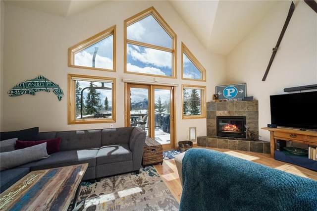 9064 Ryan Gulch Road #9064, Silverthorne, CO 80498 (MLS #S1017936) :: Colorado Real Estate Summit County, LLC