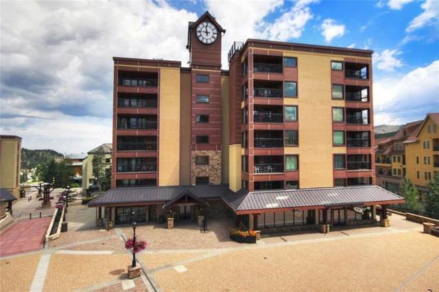 645 S Park Avenue S #3505, Breckenridge, CO 80424 (MLS #S1017937) :: eXp Realty LLC - Resort eXperts