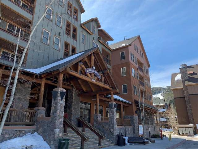 100 Dercum Square #8340, Keystone, CO 80435 (MLS #S1017938) :: eXp Realty LLC - Resort eXperts
