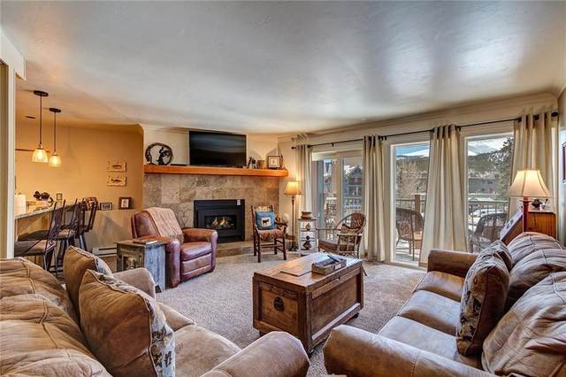 105 S Park Avenue S #203, Breckenridge, CO 80424 (MLS #S1017941) :: eXp Realty LLC - Resort eXperts