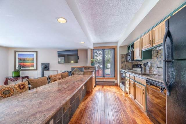 1127 Ski Hill Road #100, Breckenridge, CO 80424 (MLS #S1017949) :: Dwell Summit Real Estate