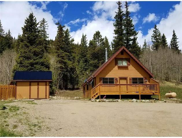 2399 County Road 6, Alma, CO 80420 (MLS #S1017950) :: Dwell Summit Real Estate