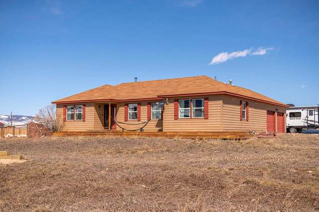 43 Sheephorn Road, Kremmling, CO 80459 (MLS #S1017951) :: Dwell Summit Real Estate