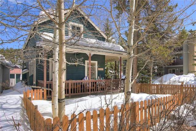 316 S French Street S, Breckenridge, CO 80424 (MLS #S1017954) :: eXp Realty LLC - Resort eXperts