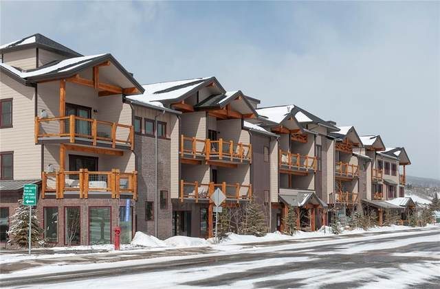 421 Rainbow Drive #24, Silverthorne, CO 80498 (MLS #S1017959) :: Dwell Summit Real Estate
