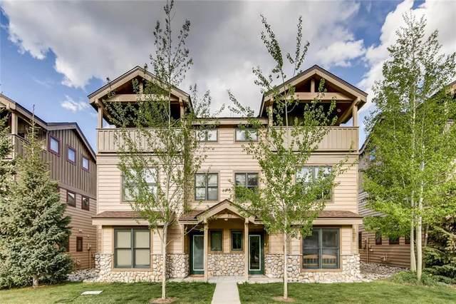 717 B Meadow Drive 717B, Frisco, CO 80443 (MLS #S1017960) :: Colorado Real Estate Summit County, LLC