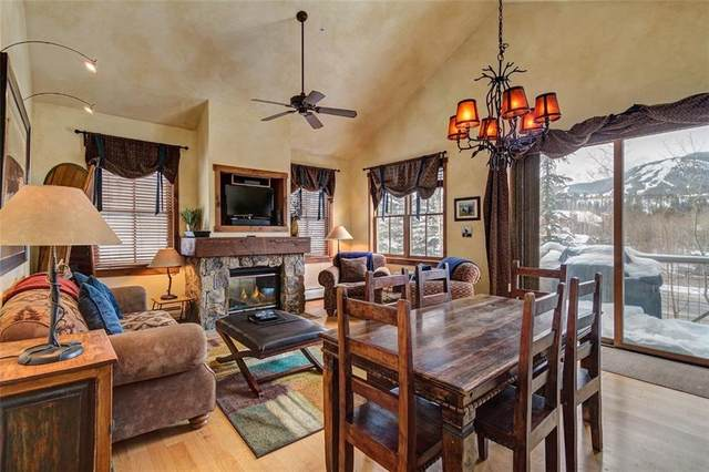 680 S Main Street S #30, Breckenridge, CO 80424 (MLS #S1017961) :: eXp Realty LLC - Resort eXperts