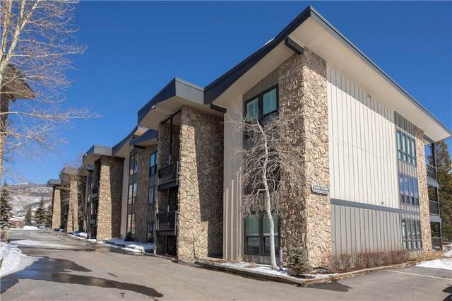 140 E La Bonte Street E #102, Dillon, CO 80435 (MLS #S1017964) :: eXp Realty LLC - Resort eXperts