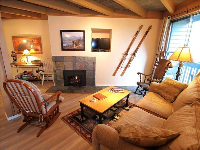 2100 Lodge Pole Circle #201, Silverthorne, CO 80498 (MLS #S1017971) :: Colorado Real Estate Summit County, LLC