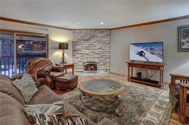 734 Lagoon Drive E, Frisco, CO 80443 (MLS #S1017975) :: Colorado Real Estate Summit County, LLC