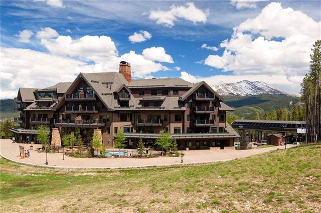 1891 Ski Hill Road #7304, Breckenridge, CO 80424 (MLS #S1017977) :: eXp Realty LLC - Resort eXperts