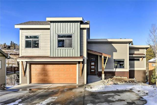 266 Fawn Court, Silverthorne, CO 80498 (MLS #S1017982) :: Dwell Summit Real Estate