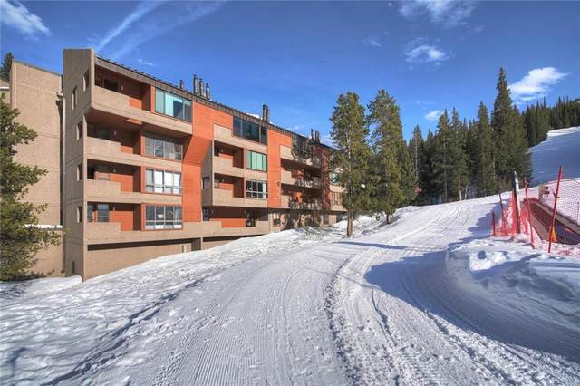 168 Ten Mile Circle 398/498, Copper Mountain, CO 80443 (MLS #S1017984) :: eXp Realty LLC - Resort eXperts
