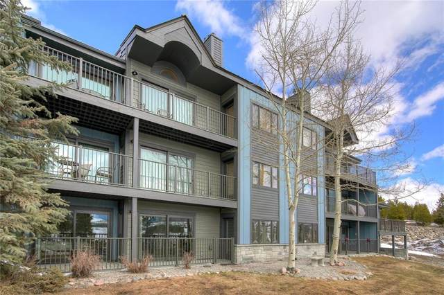 1610 Lakeview Terrace #102, Frisco, CO 80443 (MLS #S1017988) :: Colorado Real Estate Summit County, LLC
