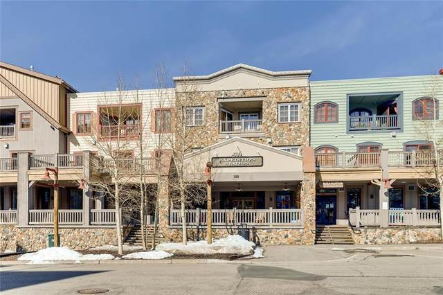 0135 Dercum Drive #8596, Keystone, CO 80435 (MLS #S1018000) :: eXp Realty LLC - Resort eXperts