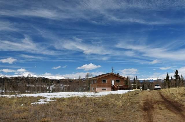99 Mallard Road, Como, CO 80432 (MLS #S1018001) :: Colorado Real Estate Summit County, LLC
