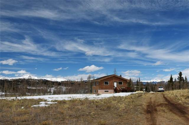 99 Mallard Road, Como, CO 80432 (MLS #S1018001) :: Dwell Summit Real Estate