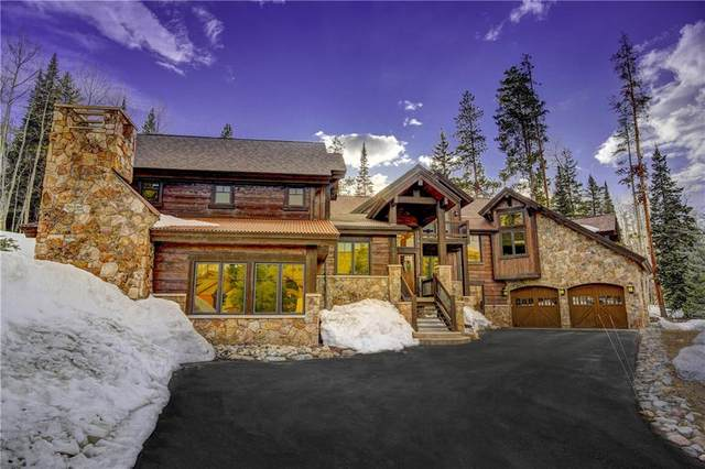 515 Two Cabins Drive, Silverthorne, CO 80498 (MLS #S1018003) :: Colorado Real Estate Summit County, LLC