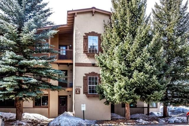 22974 Us Hwy 6 #103, Keystone, CO 80435 (MLS #S1018013) :: Dwell Summit Real Estate