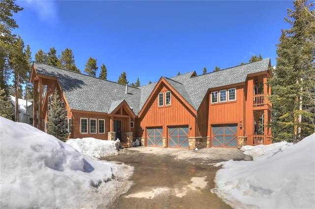 71 Sawmill Run Road, Breckenridge, CO 80424 (MLS #S1018017) :: Colorado Real Estate Summit County, LLC