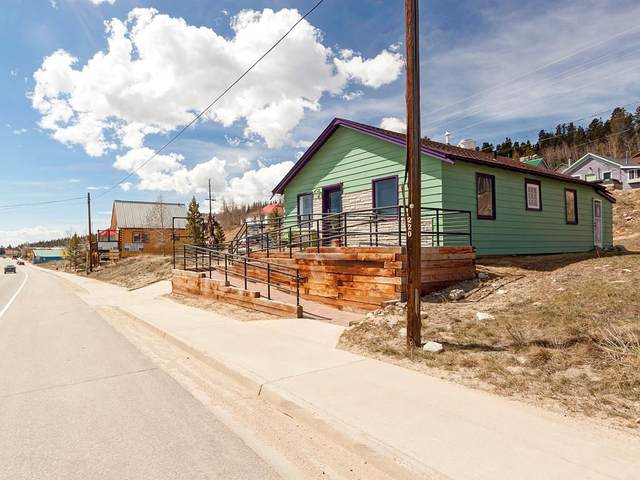 135 Main Street, Alma, CO 80420 (MLS #S1018029) :: Colorado Real Estate Summit County, LLC