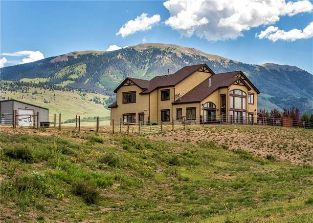 888 Lindstrom Road, Silverthorne, CO 80498 (MLS #S1018044) :: Colorado Real Estate Summit County, LLC