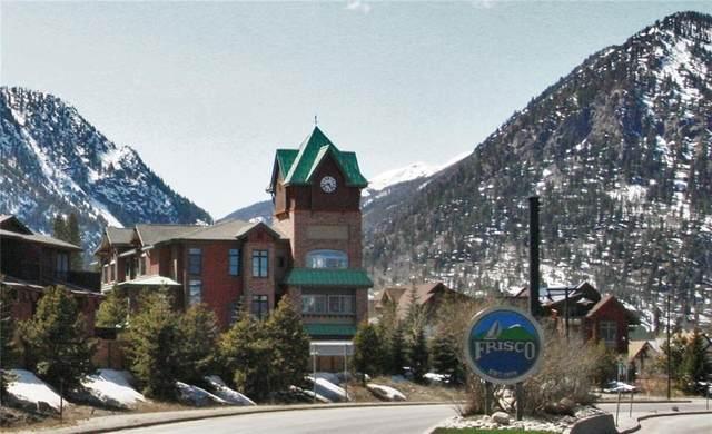 310 S 8th Avenue #1, Frisco, CO 80443 (MLS #S1018046) :: Colorado Real Estate Summit County, LLC