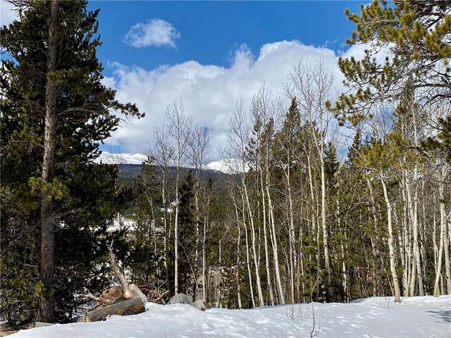 Lot 60, Glacier Ridge Road, Alma, CO 80420 (MLS #S1018072) :: Dwell Summit Real Estate