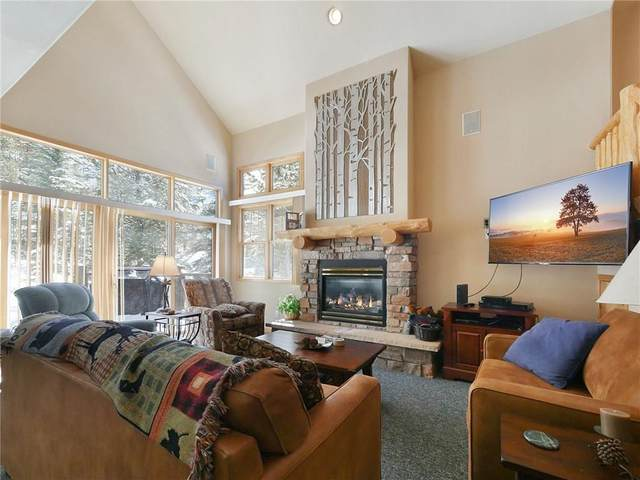552 Northstar Drive #1957, Keystone, CO 80435 (MLS #S1018099) :: Colorado Real Estate Summit County, LLC