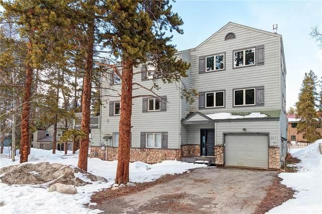 917 Broken Lance Drive B, Breckenridge, CO 80424 (MLS #S1018118) :: Dwell Summit Real Estate