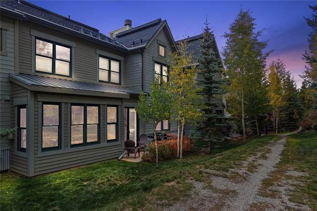 680 S Main Street S #8, Breckenridge, CO 80424 (MLS #S1018128) :: Colorado Real Estate Summit County, LLC