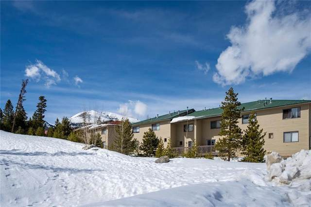 723 Meadow Creek Drive C, Frisco, CO 80443 (MLS #S1018151) :: Colorado Real Estate Summit County, LLC