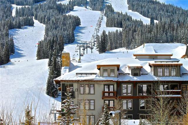 176 Copper Circle #207, Copper Mountain, CO 80443 (MLS #S1018152) :: Dwell Summit Real Estate
