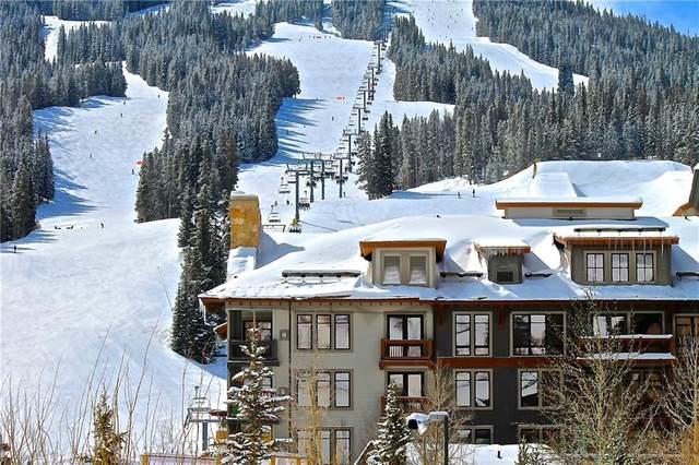 176 Copper Circle #207, Copper Mountain, CO 80443 (MLS #S1018152) :: Colorado Real Estate Summit County, LLC