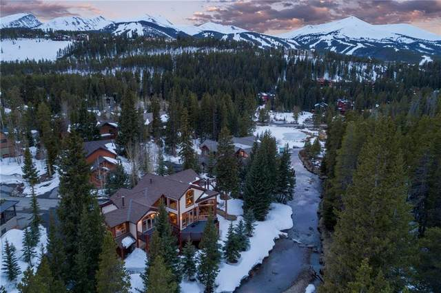 40 Trafalgar Drive, Breckenridge, CO 80424 (MLS #S1018158) :: Dwell Summit Real Estate