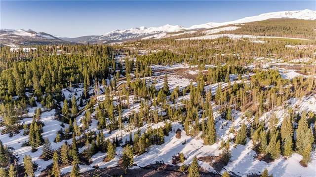 280 Gold Hill Road, Breckenridge, CO 80424 (MLS #S1018178) :: Dwell Summit Real Estate