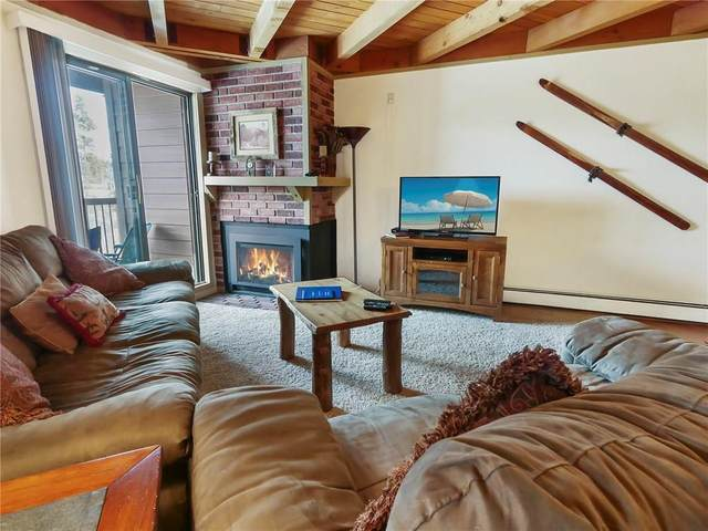2400 Lodge Pole Circle #102, Silverthorne, CO 80498 (MLS #S1018208) :: Colorado Real Estate Summit County, LLC