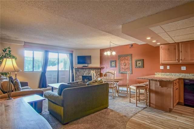 611 Village Road #23190, Breckenridge, CO 80424 (MLS #S1018217) :: eXp Realty LLC - Resort eXperts