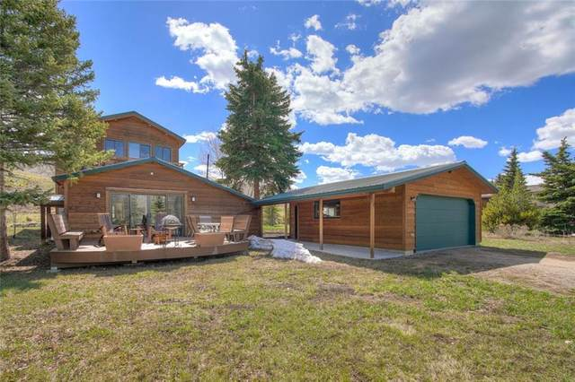 1388 Rainbow Drive, Silverthorne, CO 80498 (MLS #S1018222) :: Dwell Summit Real Estate