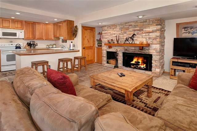 393 Wild Irishman Road #1052, Dillon, CO 80435 (MLS #S1018226) :: Colorado Real Estate Summit County, LLC