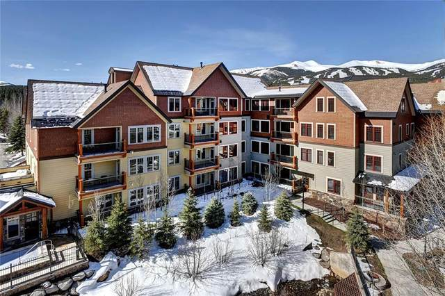 600 Columbine Road #5104, Breckenridge, CO 80424 (MLS #S1018229) :: Colorado Real Estate Summit County, LLC