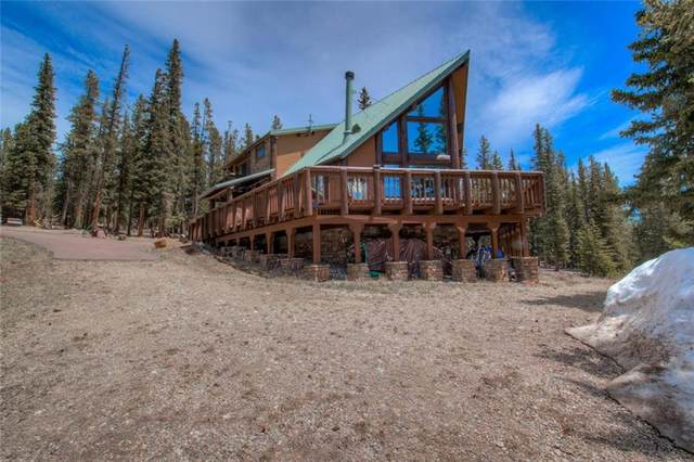 36 Silk Sisters Place, Fairplay, CO 80440 (MLS #S1018235) :: Colorado Real Estate Summit County, LLC