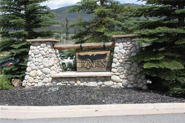 305 High Park Court, Silverthorne, CO 80498 (MLS #S1018239) :: Colorado Real Estate Summit County, LLC