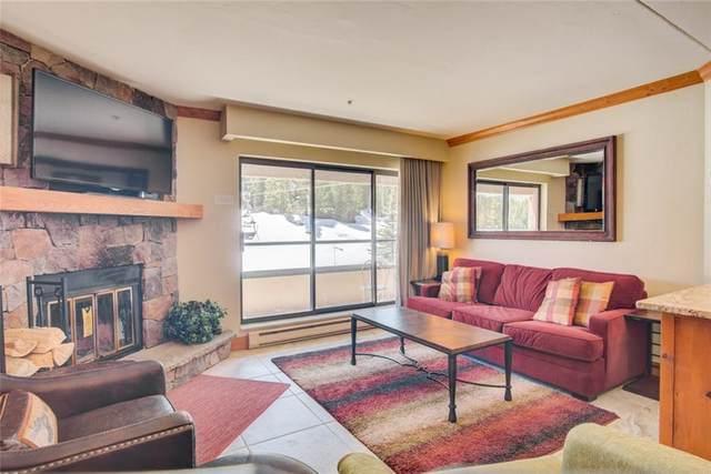 640 Village Road #4137, Breckenridge, CO 80424 (MLS #S1018262) :: eXp Realty LLC - Resort eXperts