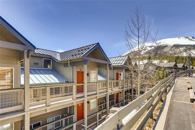 91299 Ryan Gulch Road B4, Silverthorne, CO 80498 (MLS #S1018264) :: Colorado Real Estate Summit County, LLC
