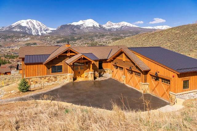 391 Angler Mountain Ranch Road, Silverthorne, CO 80498 (MLS #S1018265) :: Colorado Real Estate Summit County, LLC