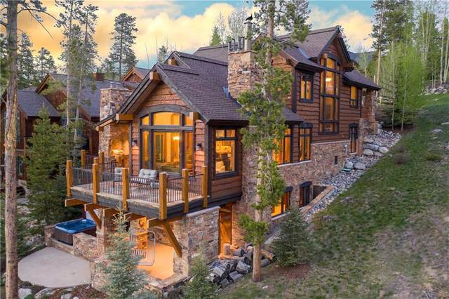 231 S Gold Flake Terrace, Breckenridge, CO 80424 (MLS #S1018279) :: Dwell Summit Real Estate