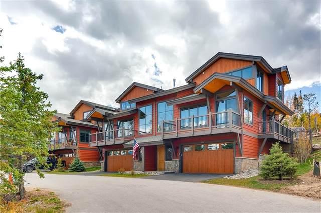 395 Lodge Pole Circle #3, Silverthorne, CO 80498 (MLS #S1018289) :: Dwell Summit Real Estate